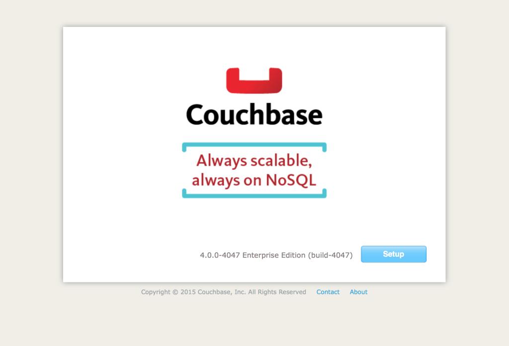 Couchbase Deployment