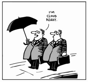 being cloud ready in software architecture